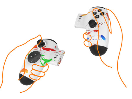 Magnetic GamePad for Playstation 4,5 & Xbox Series X, ONE | Techblood