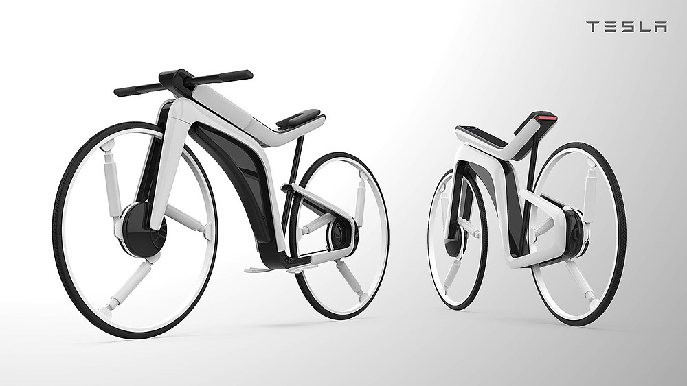 Tesla Bike,tesla,tesla 2020, tesla cycle,