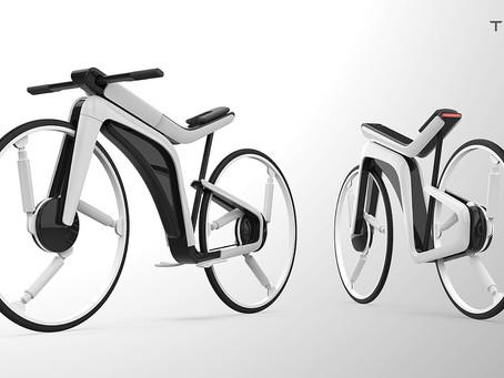 Tesla Electric Bike/Cycle Concept - 2020
