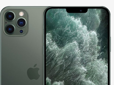 iPhone 12 Pro/ Pro Max Concept 2020 Already Rendered by Ben Geskin: Better Notch!