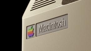 Apple Macintosh 1984, but in 2021
