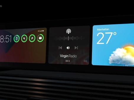 Apple CarPlay Pro Concept — CarPlay 2 by Furkan Kasap