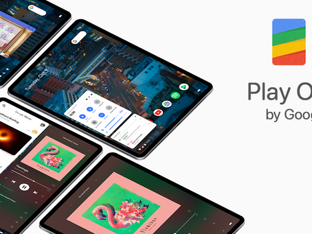 Play OS by Google — An OS better than Android, by Google — Google Concepts