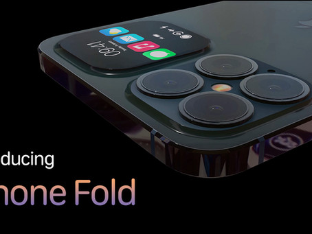iPhone Flip — Apple 2021 | Foldable iPhone