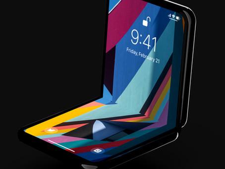 iPhone 12 Flip — Apple — Introduction - Foldable iPhone