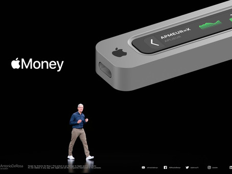 Apple Money  — 2021 Concept