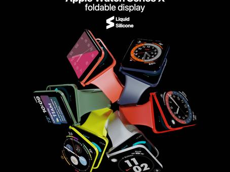 Apple Watch Fold — Apple 2021 | Watch Series X