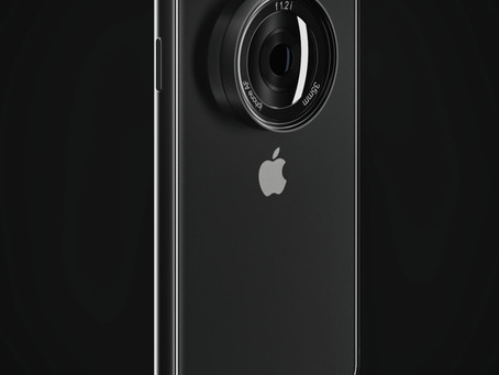 iPhone Pro iCam — Apple |  Introduction