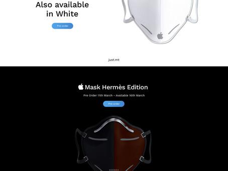 iMask and iMask Pro — Introducing — Apple