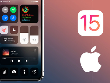 iOS 15 — Apple 2021 Concept