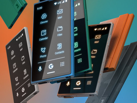 Tiny Phone Concept - 2020 - Jonas Daehnert - Techblood