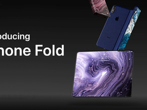 Introducing iPhone Fold — Apple
