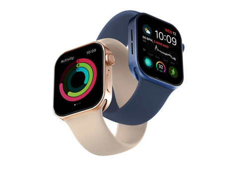Introducing Apple Watch Series 7 — Apple Concept