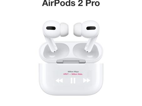 AirPods 2 Pro - Apple AirPod Pro 2nd Gen. Concept - Techblood