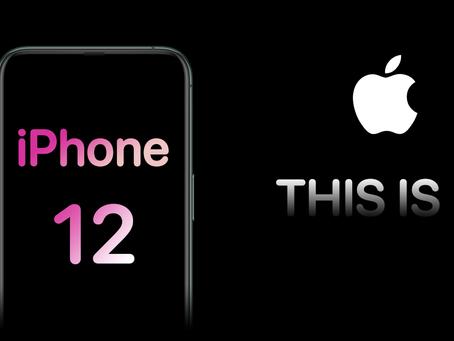iPhone 12 — Apple — 2020 Apple iPhone Concept Video
