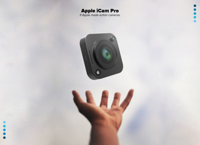 Introducing iCam Pro — Apple 2020