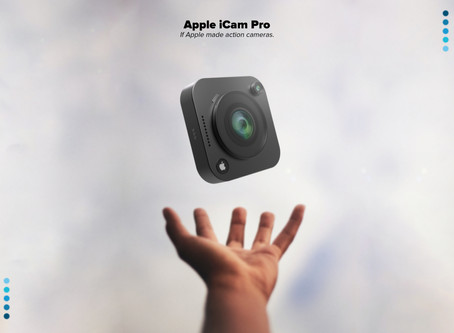 Introducing iCam Pro — Apple 2020