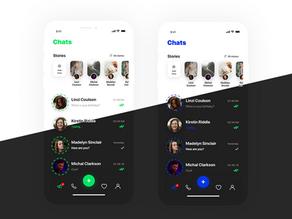 New WhatsApp Design 2020! - Techblood - Whatsapp Dark Mode - Amazing New Whatsapp Features!