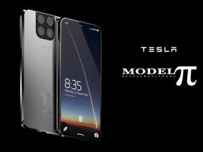 Tesla Phone   A Smartphone by Tesla