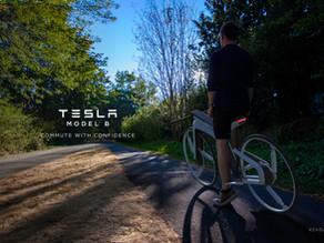Tesla Bike 2021   Tesla Cycle Concept