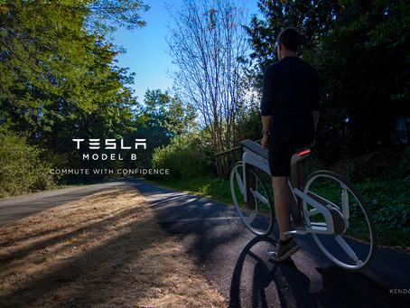 Tesla Bike 2021 | Tesla Cycle Concept