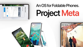 An OS for Foldable Phones - Project Meta