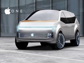 iCar SUV 2022 — Apple