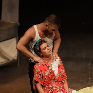 Moony's Kid Don't Cry, by Tennessee Williams