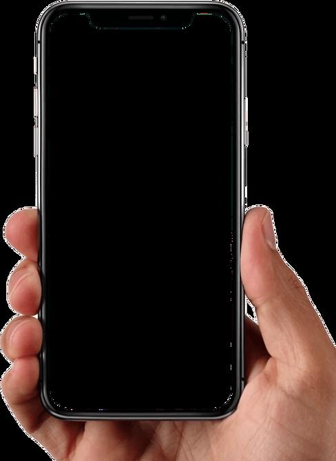 kissclipart-transparent-iphone-x-hand-pn