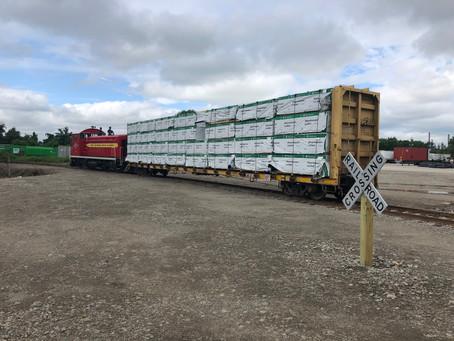 Premier Logistics Rail Spur Tulsa Oklahoma
