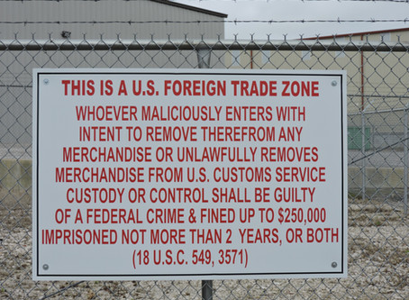 Foreign Trade Zone Service: Tulsa, OK