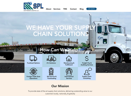 Premier's Newly Designed Website