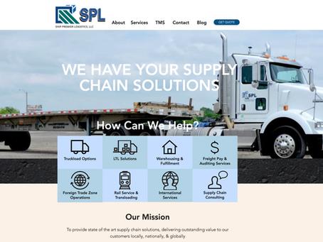 Premier's Newly Designed Website
