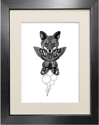 'The Fox' - Fine Art Print