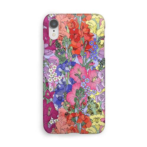 Flower Garden Luxury Phone Case