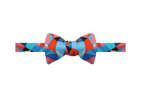 The Spectrum Bow Tie - Pink