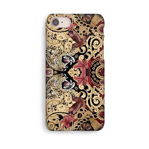 Leopard & Ruby Luxury Phone Case