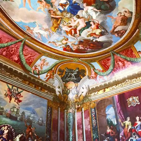 INTERIOR INSPIRATION: Hampton Court Palace