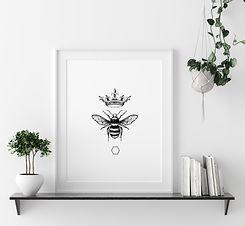 Honey Queen Bee W.jpg