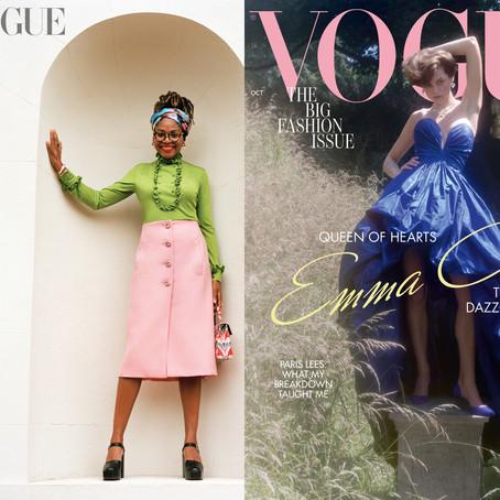 PRESS: British Vogue