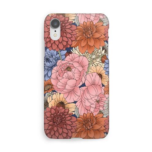 Antique Floral Luxury Phone Case