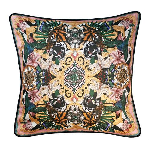 The Baroque Tiger Cushion - Cotton 45x45cm