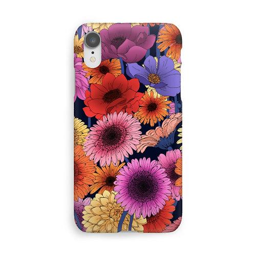 Dahlia Garden Luxury Phone Case