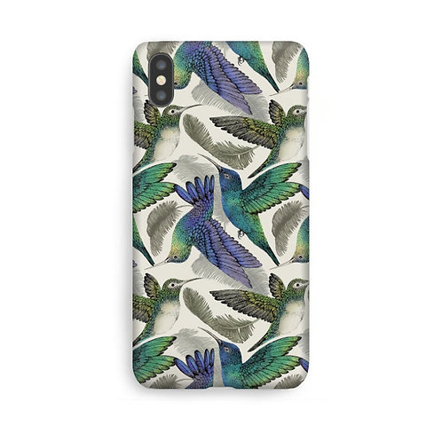 Hummingbird Luxury Phone Case