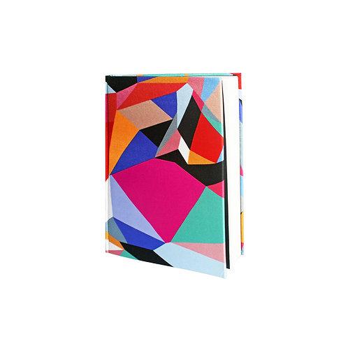 The Spectrum Silk Notebook - A5
