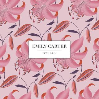Emily-Carter_Lily-Print Pink.jpg