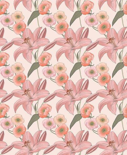 Poppy & Lily Print