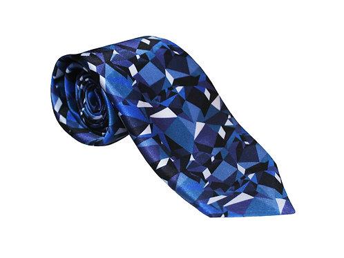The Prism Tie - Navy