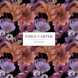 Emily-Carter_dahlia-Print red.jpg