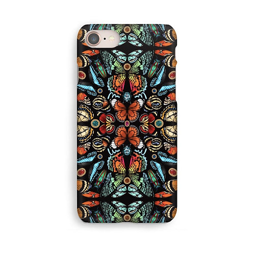 Jewelled Butterfly Phone Case